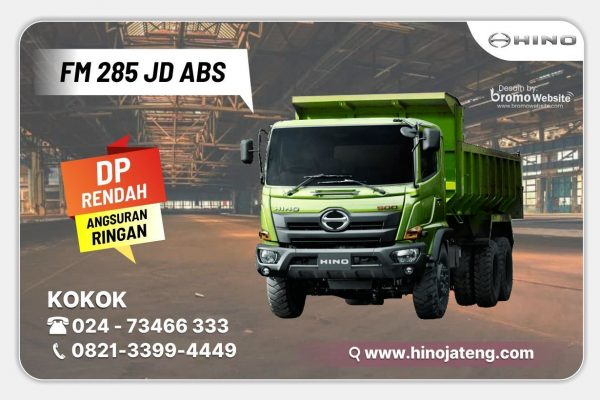 FM 285 JD (With ABS System)